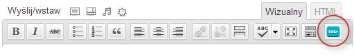 Dodatkowy przycisk wwizualnym edytorze