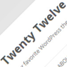 Twenty Twelve – motyw WordPress na rok 2012