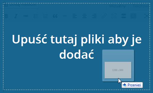 wordpress-3-9-przeciaganie-plikow