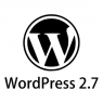 WordPress 2.7 RC1